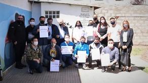 Más de un centenar de internos de 13 cárceles bonaerenses se convirtieron en alfabetizadores