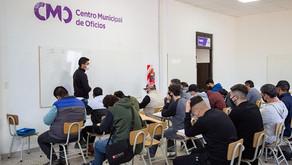 El Intendente inauguró el primer Centro Municipal de Oficios