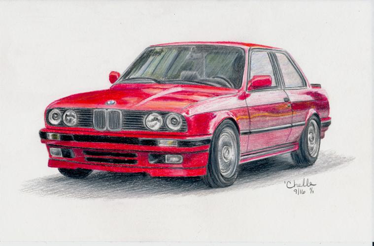 1990s BMW 3 Series