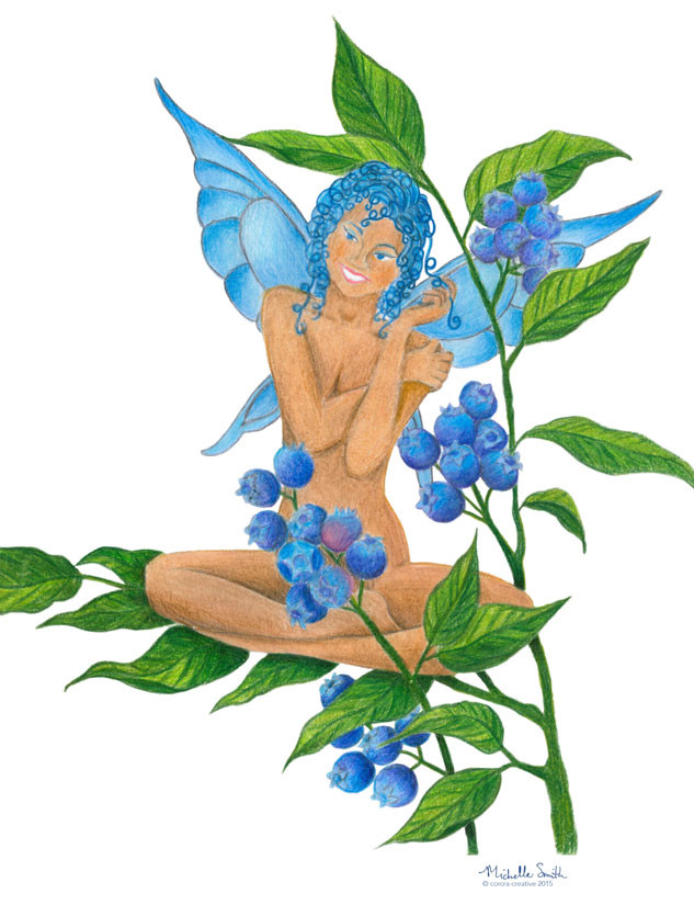 Blueberry Faerie
