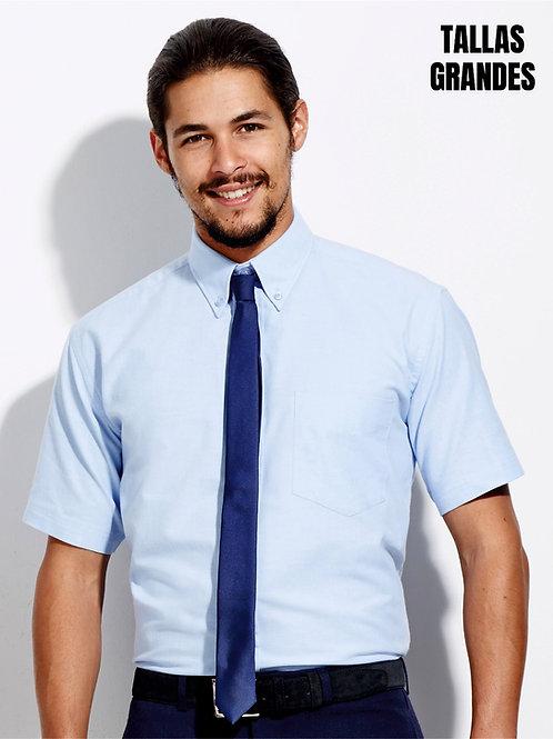 Camisa M/corta algodón