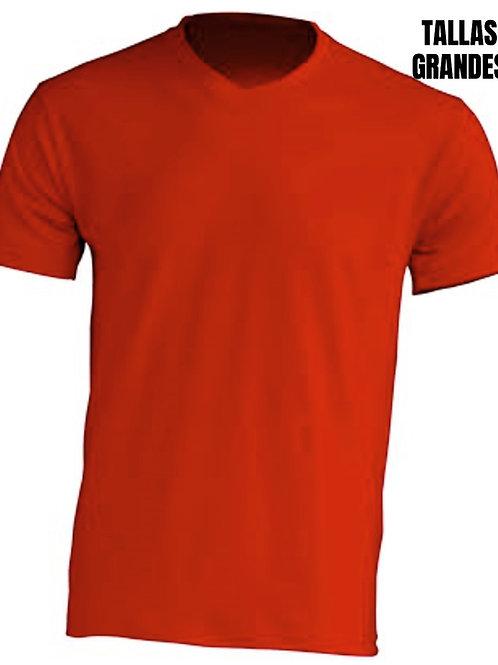 Camiseta C/pico