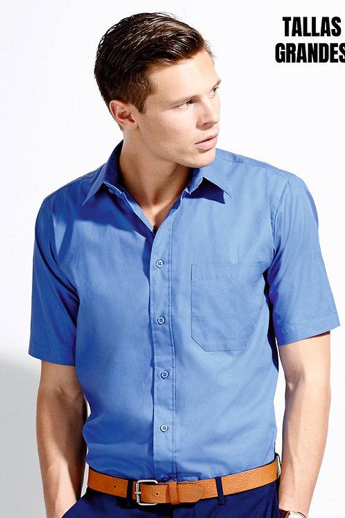 Camisa M/corta Pol/Alg