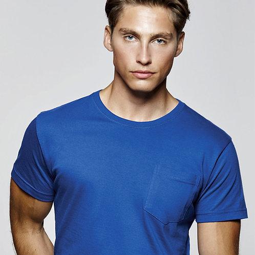 Camiseta M/corta bolsillo