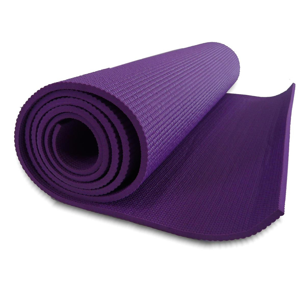 tapete de yoga roxo