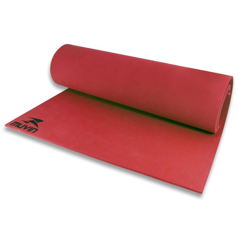 tapete vermelho em eva