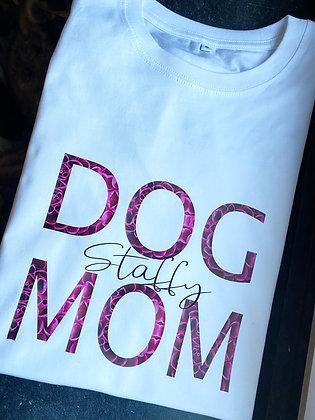 "Shirt ""Dog Mom new"""