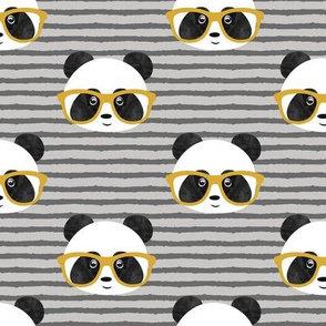 "Halstuch ""Panda"""