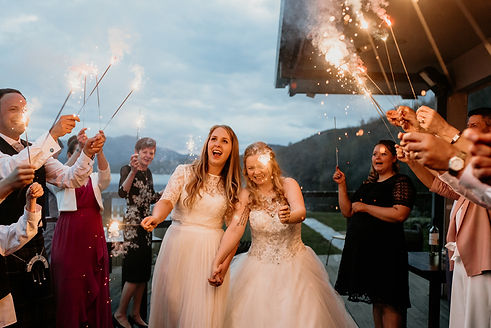 Venachar Lochside Weddings