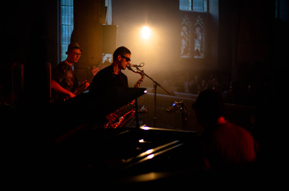 Polish Jazz Series Launch St Marys Low R