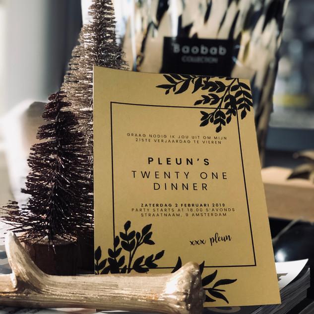 21 Dinner Pleun T.