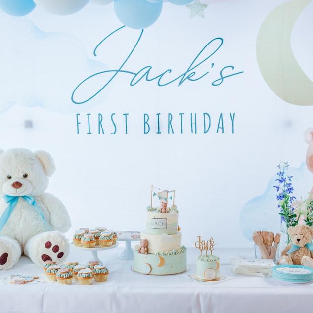 Jack 1 jaar