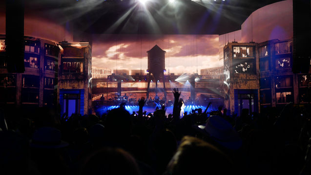 Eminem Augmented & World Tour Visuals