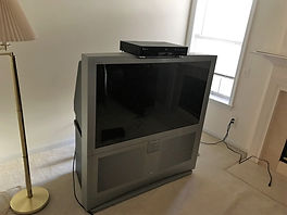 Old Tv Removal