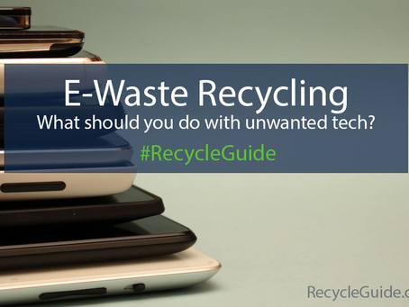 E-Waste: Recycling Old Tech