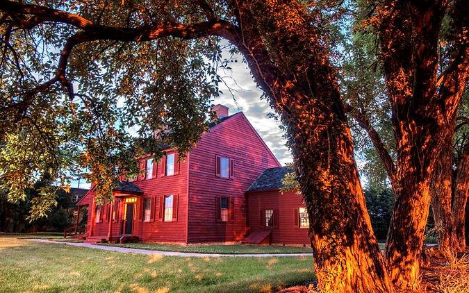 Surratt House Museum in Clinton maryland