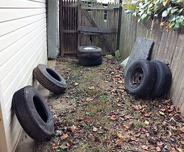 Tire Removal