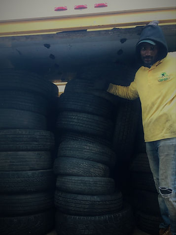 Tire Disposal & Recycling