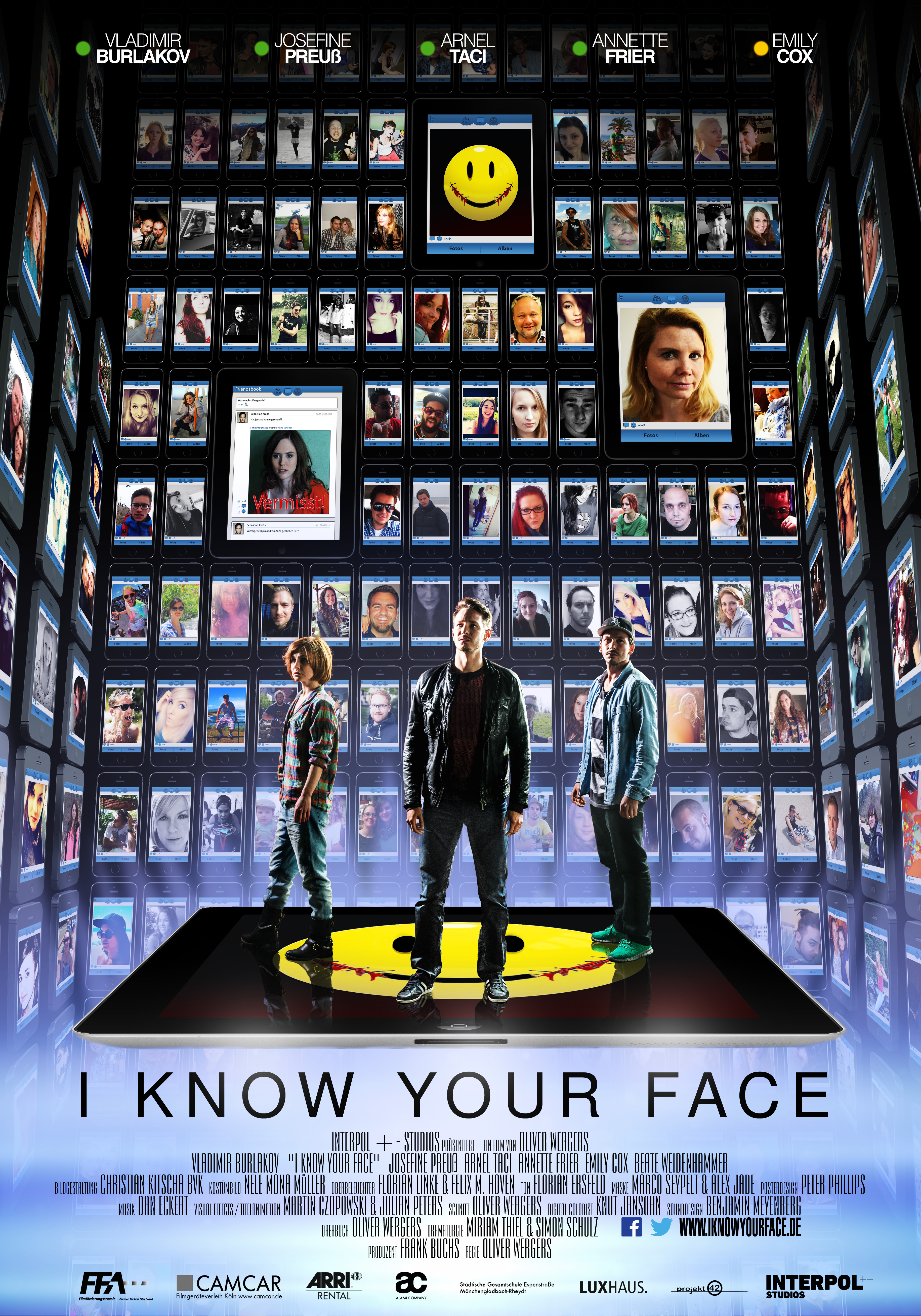 I Know Your Face - Trailer