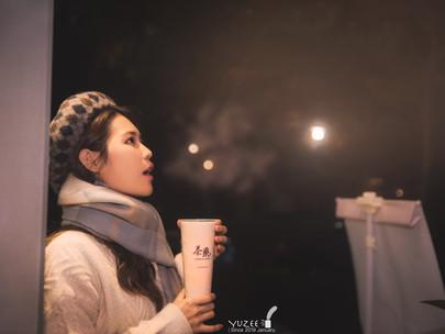 M.Y. Unboxing 摘星奶茶「茶聚 i-partea桃園青埔店」茶底對了茶就好喝