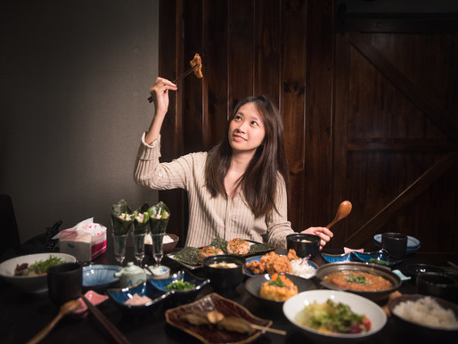 M.Y. Unboxing 平價奢華「皋月當代日式料理」藏身在台南巷弄裡的居酒屋