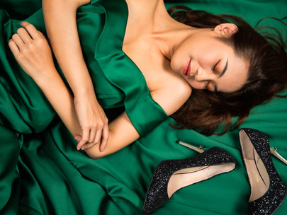 M.Y. Wedding 卉緁X婚紗寫真 | Grace Gift聯名 X 白雪公主款手工婚鞋