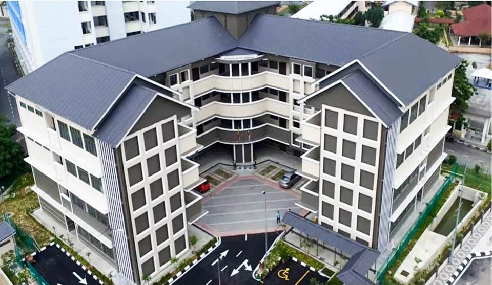 4-storey School Complex