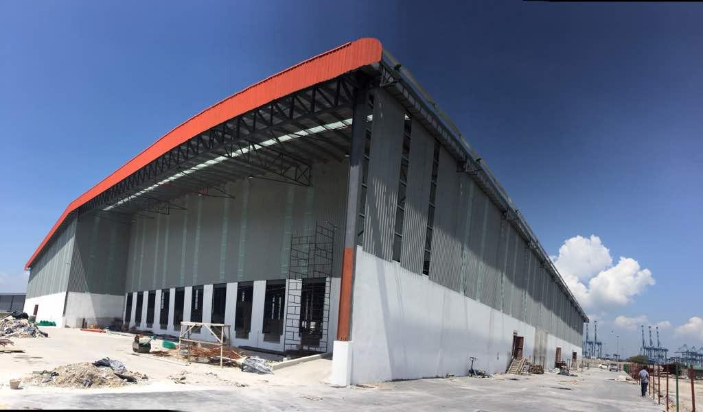 West Port Warehouse