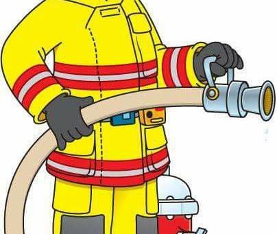 El trabajo de los bomberos