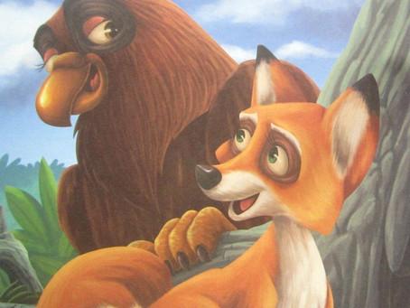 2º Lectura 1       El águila y la zorra