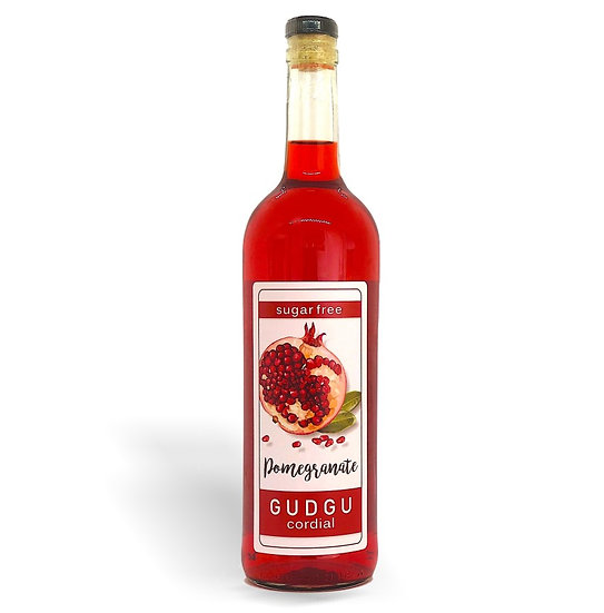 Sugar Free Pomegranate Cordial