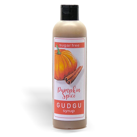 250ml Sugar Free Pumpkin Spice Syrup