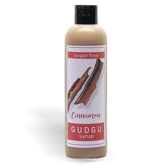 250ml Sugar Free Cinnamon Syrup