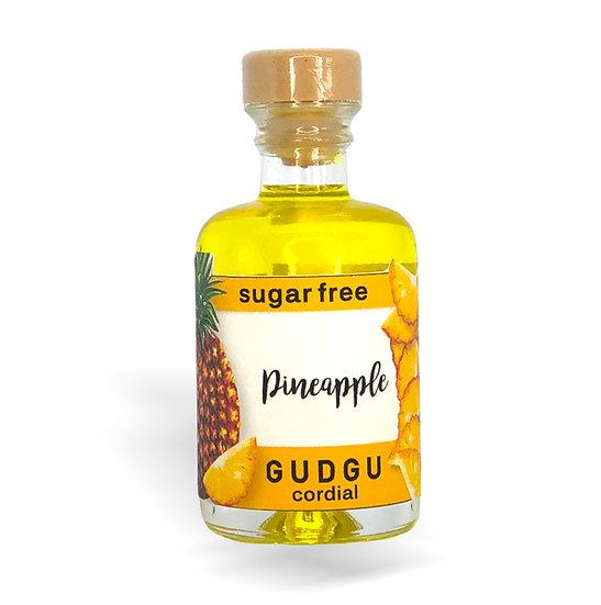 50ml Mini Pineapple Sugar Free Cordial