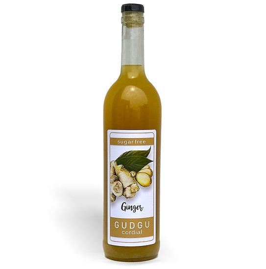 Sugar Free Ginger Cordial