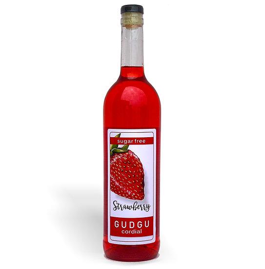 Sugar Free Strawberry Cordial