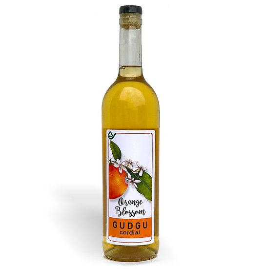 Sugar Orange Blossom Cordial