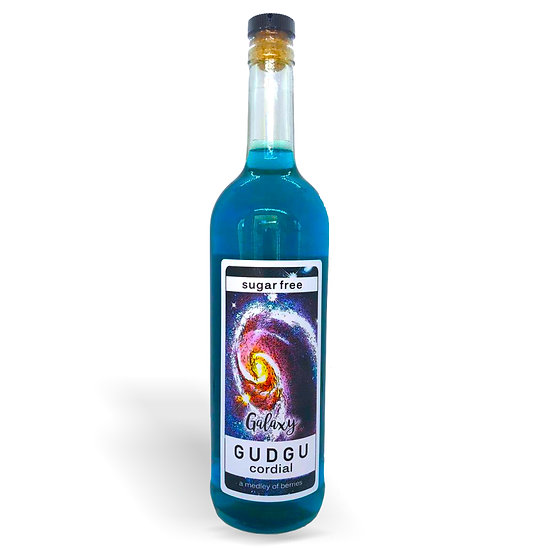 Sugar Free Galaxy (Berries) Cordial