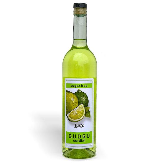 Sugar Free Lime Cordial
