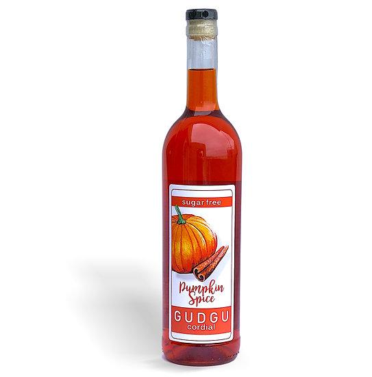 Sugar Free Pumpkin Spice Cordial