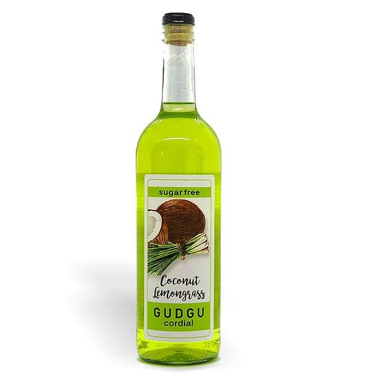 Sugar Free Coconut Lemongrass Cordial