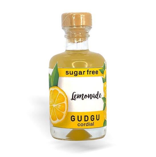 50ml Mini Lemonade Sugar Free Cordial