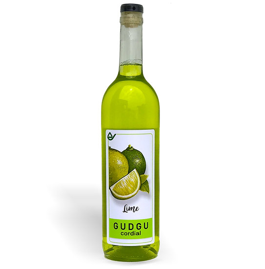 Sugar Lime Cordial
