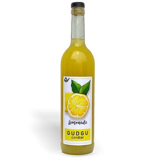 Sugar Lemonade Cordial