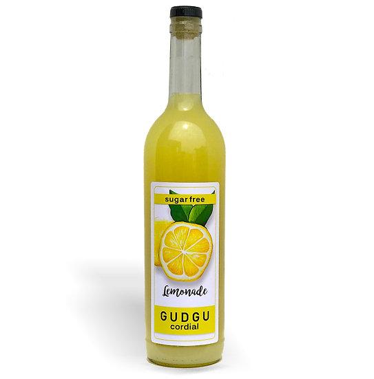 Sugar Free Lemonade Cordial
