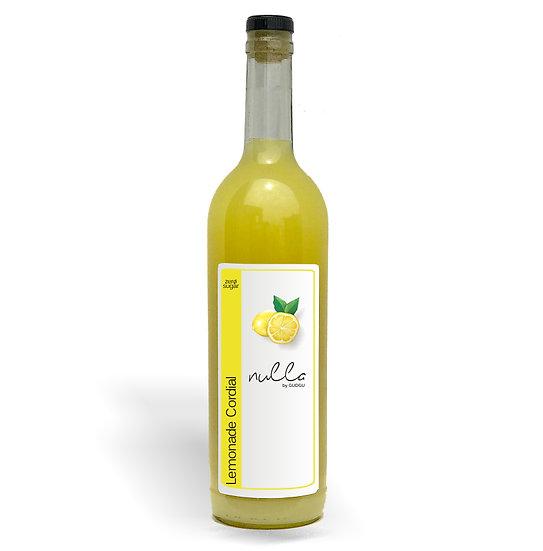 Nulla Sugar Free Lemonade Cordial