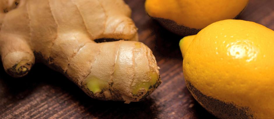 Empezando a bajar de peso: Jengibre y limón por favor. Parte II