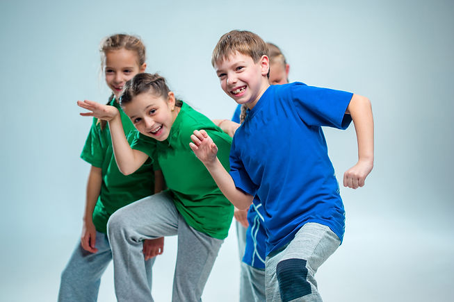 The kids dance school, ballet, hiphop, s