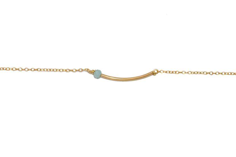 Bracelet  Namy ( Gold filled)