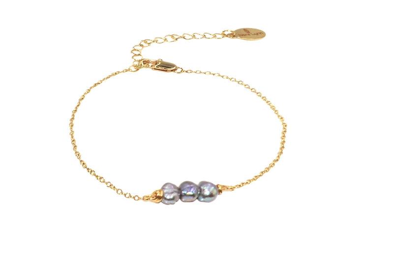 Bracelet Neva (plaqué or)
